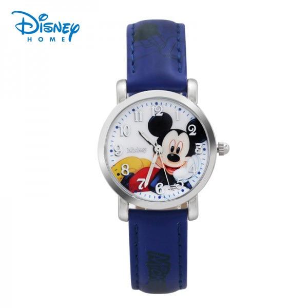 100% Genuine Disney watches Fashion children Cartoon Brand Mickey Watch kids boys girls Montre Enfant Casual Wrist watch 88701