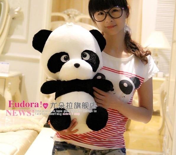 ФОТО stuffed animal cute cartoon panda  plush toy about 65cm doll 25 inch panda toy throw pillow cushion toy t908