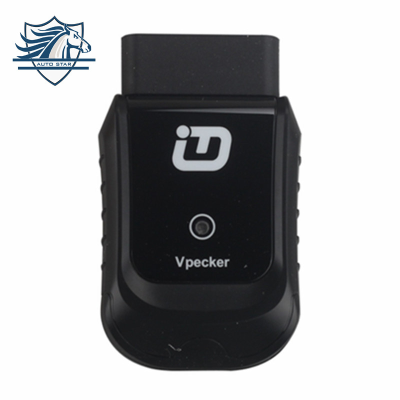 Super DHL Vpecker V8.5 Function As X431 iDiag Easydiag OBD2 Wifi Code Scanner works on Windows Automotriz Online 1-Click Update