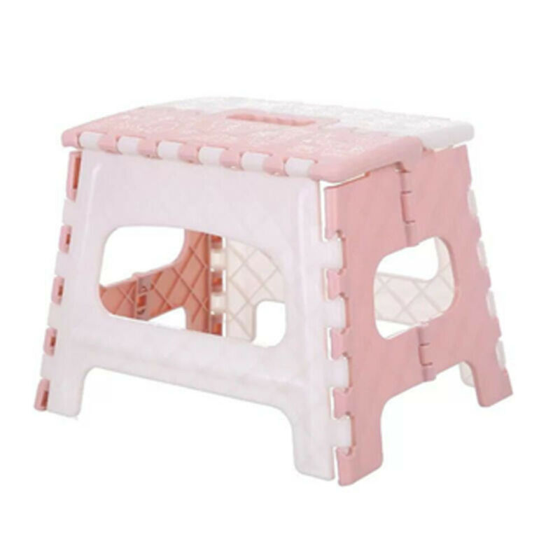 Superb Hot Promo Portable Folding Step Stool 1Pc Plastic Multi Caraccident5 Cool Chair Designs And Ideas Caraccident5Info