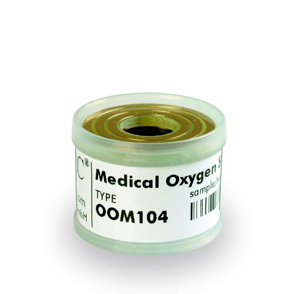 OOM-104 oxygen battery Applied to Drager, Mustang, Hamilton, Newport, Chenwei drager наркотестер drugtest 5000