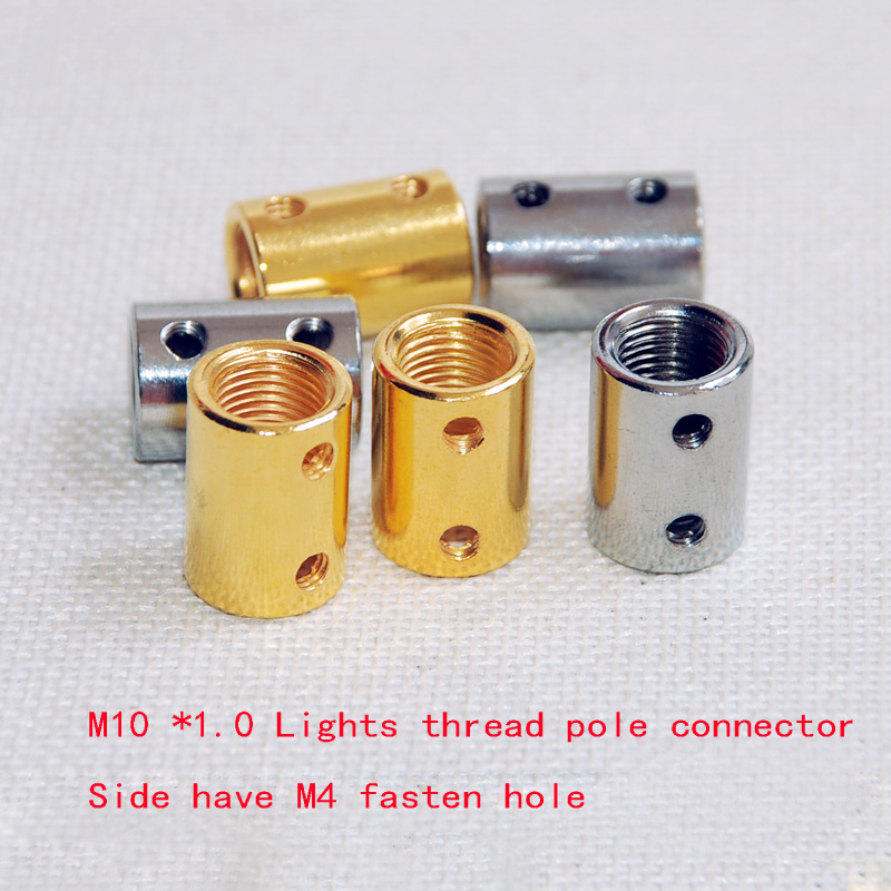 Light Pole Nut Covers: M10 Lighting Hollow Screw Nut 20mm Height Connector Inner