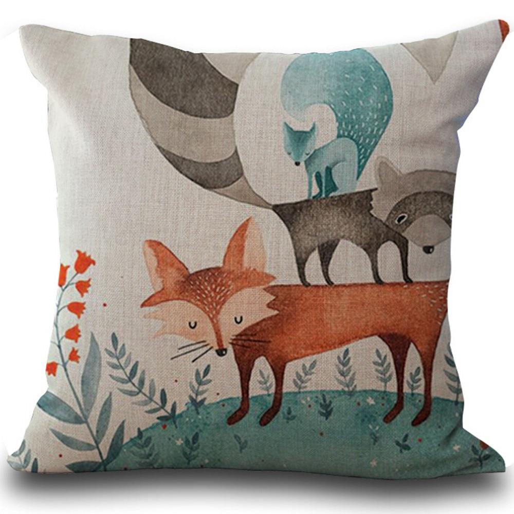 rectangular fox graeber elizabeth pillow mockup products
