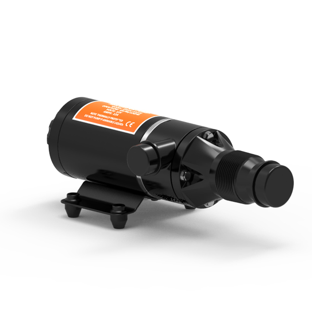 SEAFLO Impeller Sewage 12V Macerator Waste Water Pump Seamless Motor Toilet Pump Portable