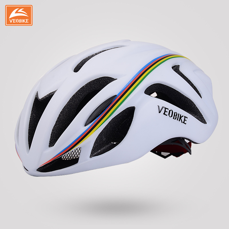 VEOBIK Breathable Cycling Helmet Road Mountain Bike Bicycle Helmet Safety Equipment Design Ergonomic Oversized Air Vents 6 Color women s cycling shorts cycling mountain bike cycling equipment female spring autumn breathable wicking silicone skirt