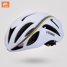 VEOBIK Breathable Cycling Helmet Road Mountain Bike Bicycle Helmet Safety Equipment Design Ergonomic Oversized Air Vents 6 Color
