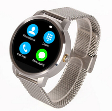 V360 Bluetooth Smart Uhr Tragbare Geräte für Apple iPhone Huawei Xiaomi Samsung Android ios Smartwatch Unterstützung Dutch Hebräisch