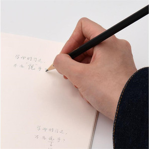 Image 2 - 10 قطعة/المجموعة Youpin Kaco الفرح Yuehui قلم رصاص HB خشبية أقلام أسود مسدس للرسم والكتابة المدرسة مكتب قلم الكتابة
