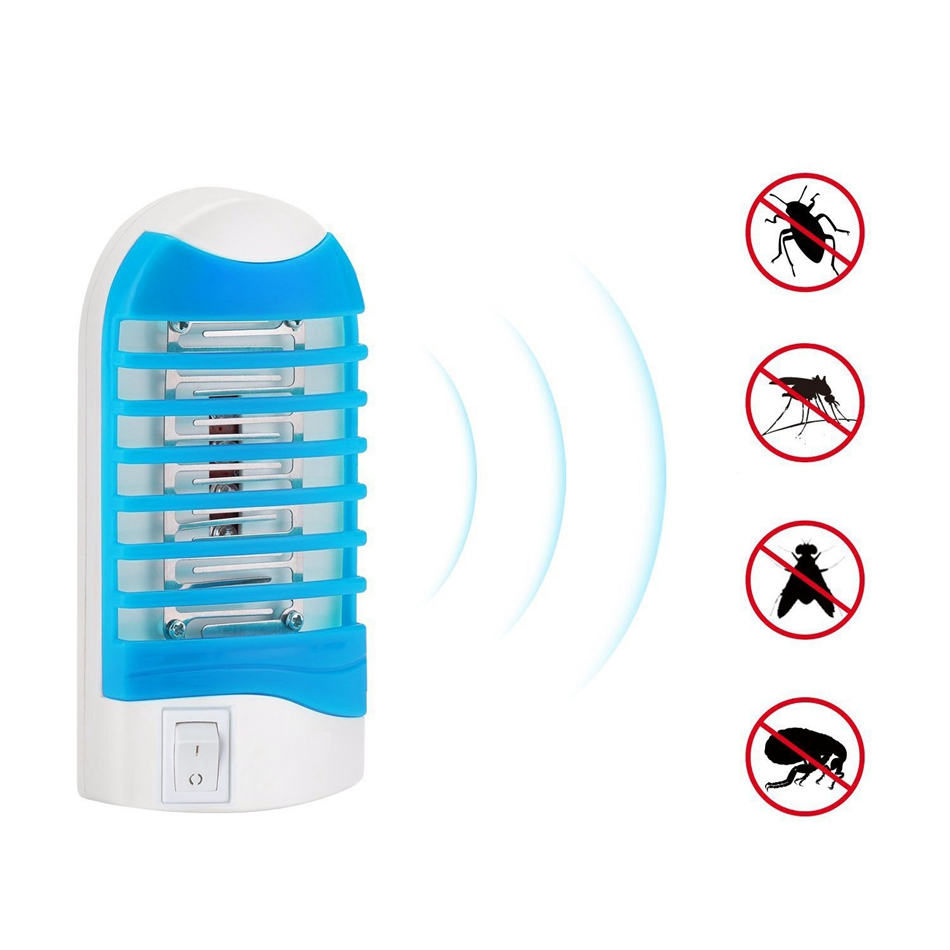 Bakeey Ha 20 Smart Remote Control 5th Upgraded Electronic Plug In Bug Zapper Circuit Simple Electronics Pest Killer Insect Trap Mosquito Lamp From