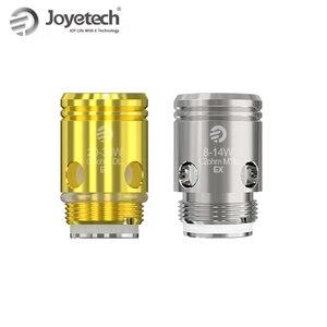 Image 2 - Оригинальная Головка Катушки Joyetech EX 0,5 Ом/1,2 Ом для превышения D22 D19, испаритель с емкостью Exceed Air plus, электронная сигарета, катушка для вейпа