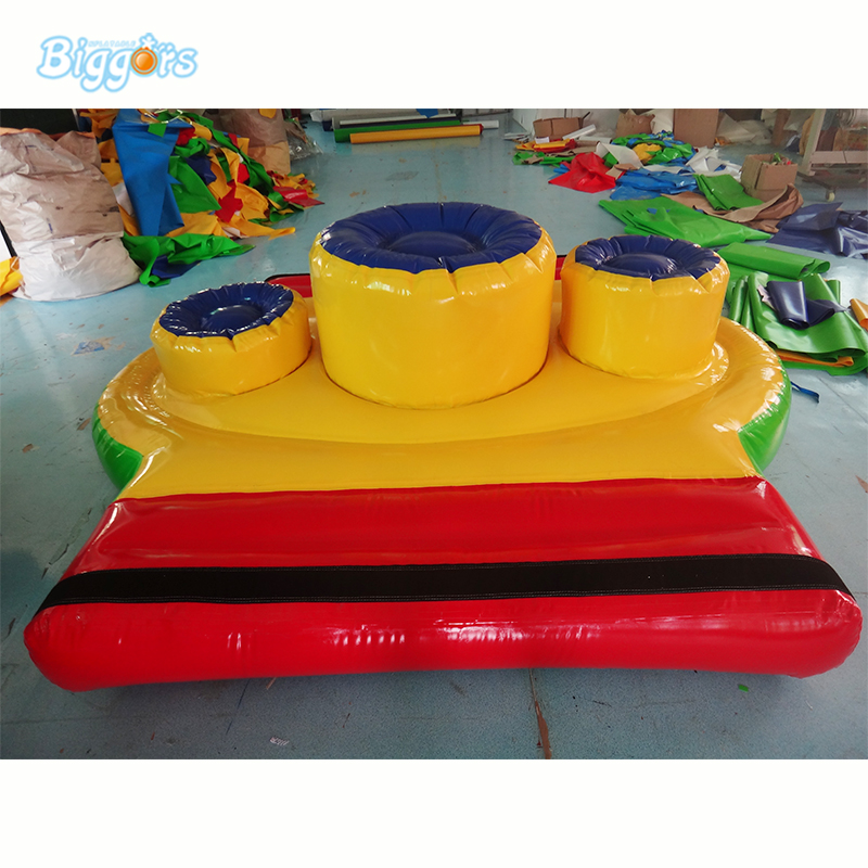 PVC material Outdoor hot Selling Inflatable Water Game For Sale free shipping pvc material inflatable baby bouncers hot sale 3 75x2 6x2 1 meters small mini bouncy castles for outdoor toys