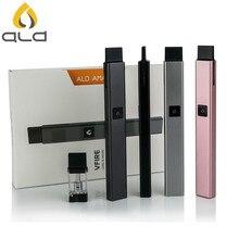 ALD Amaze VFIRE ultra-mince CDB vaporisateur Stylo cigarette électronique starter kit céramique Chauffage Bobine atomiseur vaporisateur e cigarette kit
