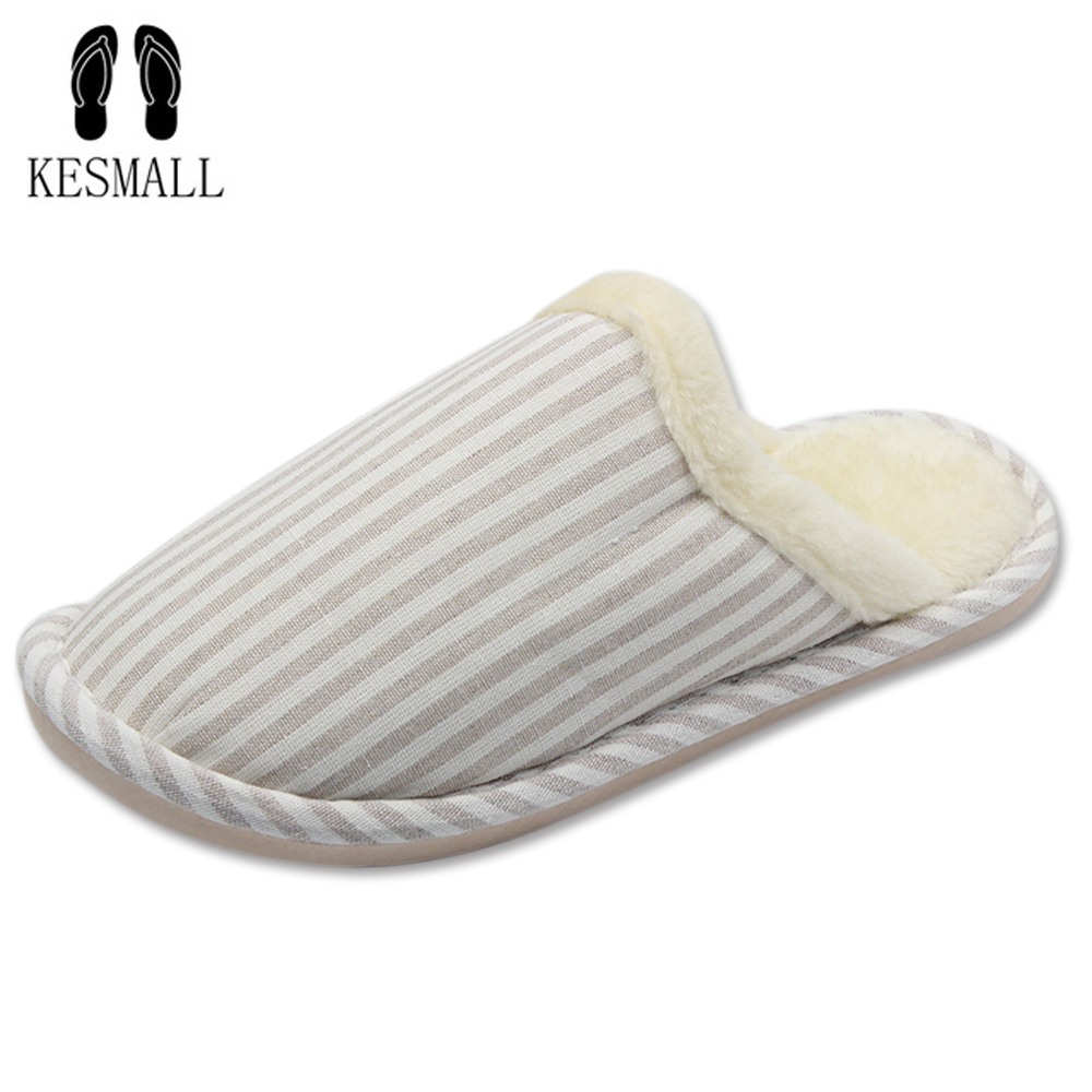 KESMAL Women Winter Warm Ful Slippers Women Slippers Cotton Sheep Lovers Home Slippers Indoor Plush Size House Shoes Woman WS305 подвесной светильник nowodvorski imbria black 9680
