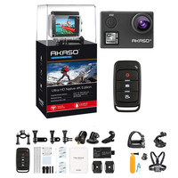 AKASO V50 4K 30FPS WIFI Outdoor Sport Action Camera With Els Ultra HD Waterproof DV Camcorder 20MP 170 Degree Extreme Underwater