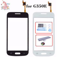 For Samsung Galaxy DUOS star advance G350E SM-G350E LCD Touch Screen Sensor Display Digitizer Glass Replacement цена