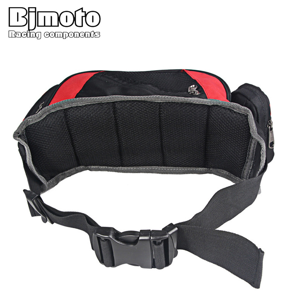 Riding Tribe Back Bicycle Bike Cycling Saddle Outdoor Pouch Motorcycle Bags Fanny Pack Waist Belt Bolsa Motocicleta Bags