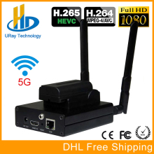 Best HEVC H.265 H.264 AVC WIFI HDMI IPTV Streaming Encoder For Live Streaming Broadcast Via RTMP Support Wowza Youtube Facebook(China)