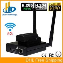 Melhor HEVC H.265 H.264 AVC WIFI HDMI IPTV Streaming Codificador Para Streaming Ao Vivo Transmitido Via Wowza RTMP Apoio Youtube Facebook