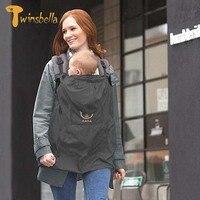 Newborn Baby Sling Front Carrier Backpack Windproof Waterproof Cloak Wrap Kangaroo Strap Child Rider For Comfort