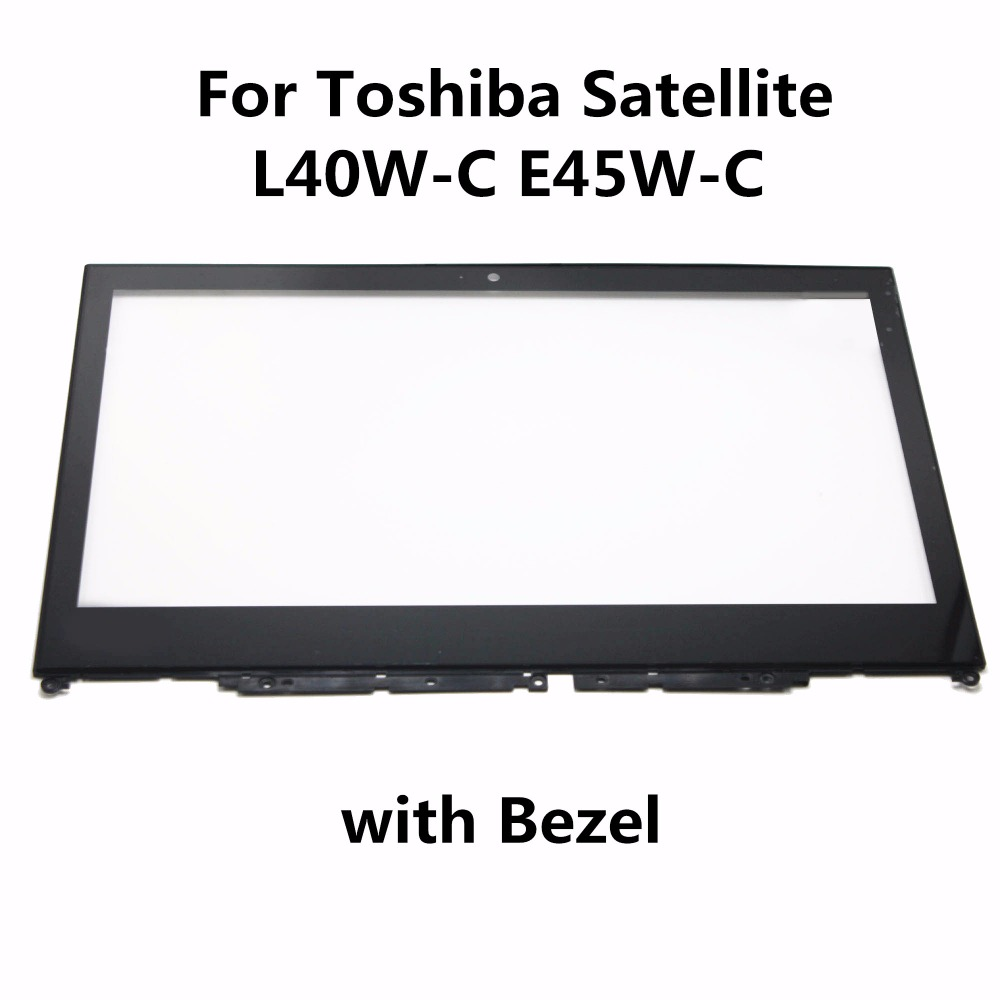 14.0 Touch Screen Digitizer Glass for Toshiba Satellite Radius 14 L40W-C E45W-C4200 L40W-C-109 L40W-C009 L40W-C1774 L40W-C1697 30a 3s polymer lithium battery cell charger protection board pcb 18650 li ion lithium battery charging module 12 8 16v