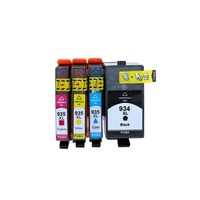 officejet pro NoEnName_Null 934 935 4P Ink Replacement For HP934XL For HP935XL ink Cartridges Officejet Pro 6812 6830 6815 6835 6230 6820 (2)