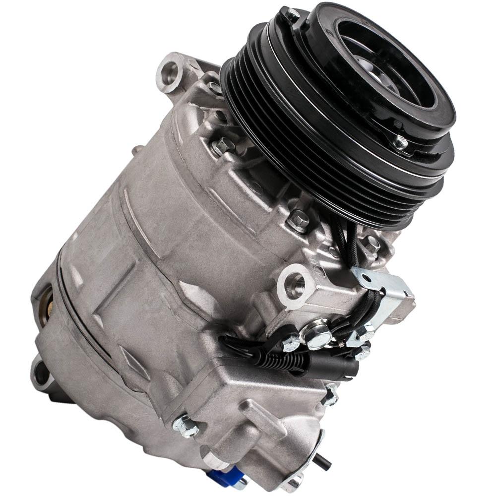 Compresseur ca & embrayage A/C pour BMW 323i 325i 328i 330i ci xi 525i 528i 530i M3 8FK351176501 64526910459