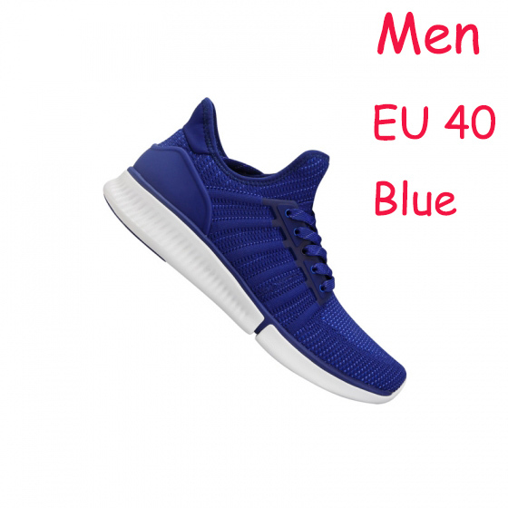 Men Blue EU 40