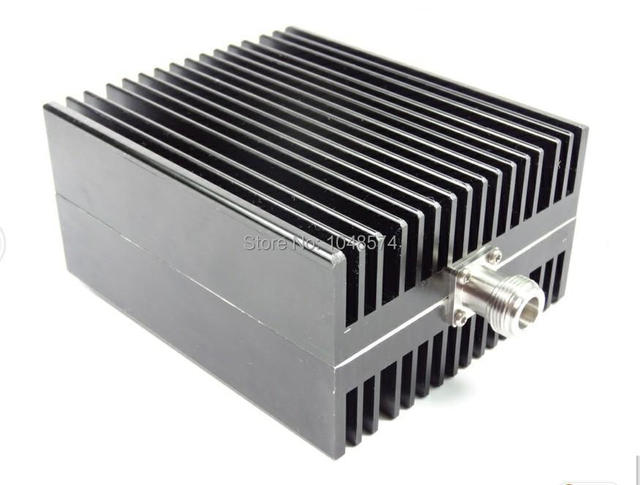 Free Shipping cost 100W 20db  DC-3GHz  Coaxial  Fixed Attenuator (N type)