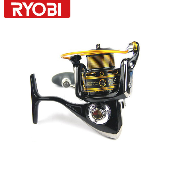 RYOBI ARCTICA 6BB Spinning Reel 5.0:1 5.1:1 Carretilha Pesca Fishing Reel 1000 2000 3000 4000 5000 6000 7000 8000 Original 100%