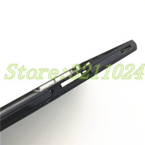 Image 4 - דיור מלא עבור Sony Xperia T2 Ultra יחיד/כפול כרטיס שיכון כיסוי הלוח הקדמי התיכון אמצע מסגרת לוחית סוללה חזרה כיסוי + לוגו