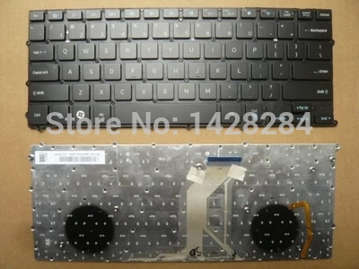 original US Keyboard For Samsung NP900X3B NP900X3C NP900X3D with Backlit Free Shipping