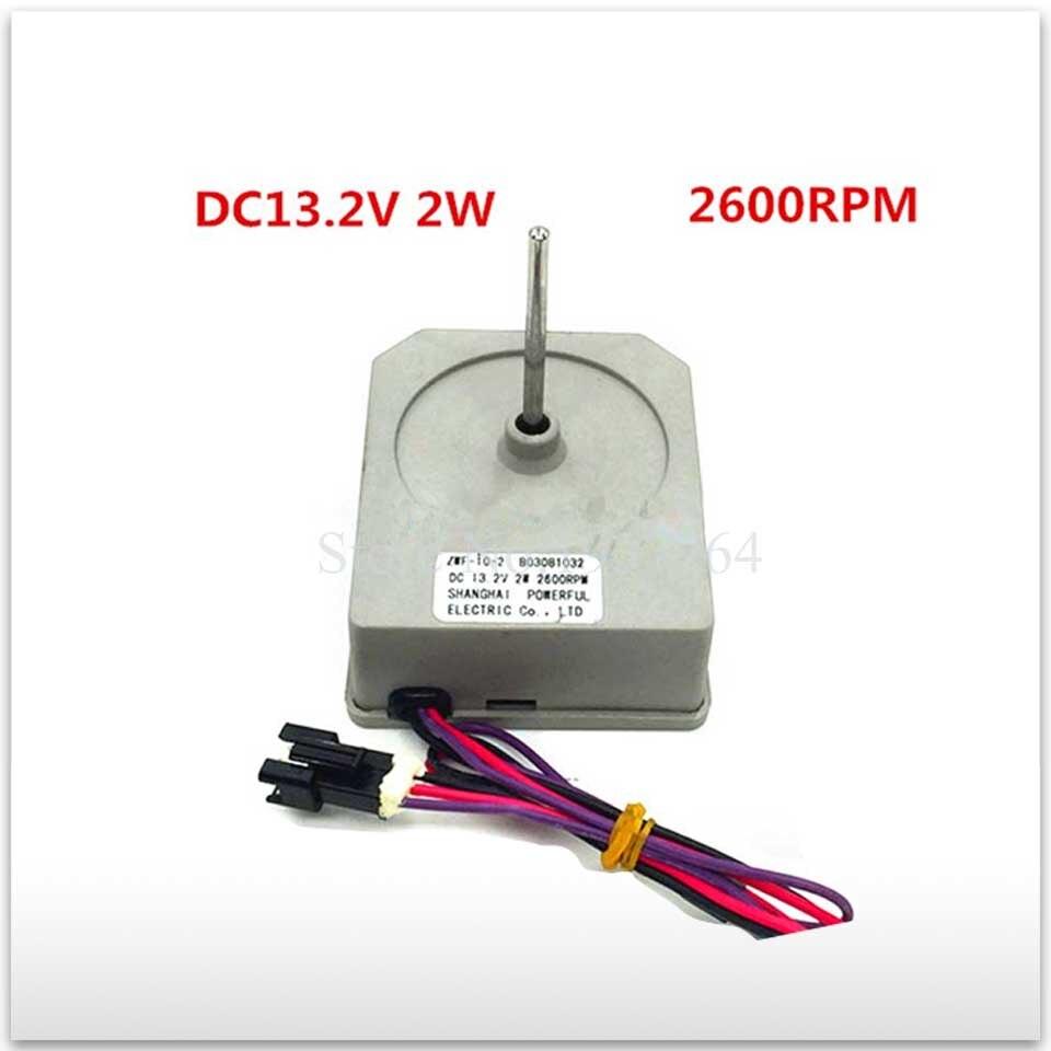 good working for Hisense refrigerator fan motor ZWF-10-2 B03081031