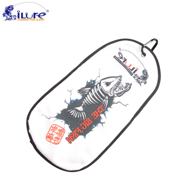 Berkley Microfibre Serviette Pêche