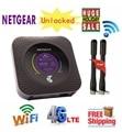 Desbloqueado nuevo Netgear Nighthawk M1 MR1100 CAT16 4GX Gigabit LTE Mobile Router WiFi Router con antena