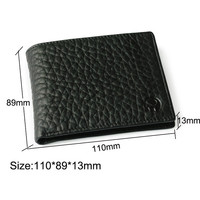 Multifunctional Men's Fashion Leather Wallet 4