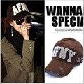 2016 Nueva Marca de Moda Gorra de béisbol Del Snapback Caps Hombres Mujeres Carta AFNY Gorras de Hiphop Deportes Al Aire Libre Sombrero para el Sol Sombrero de Verano