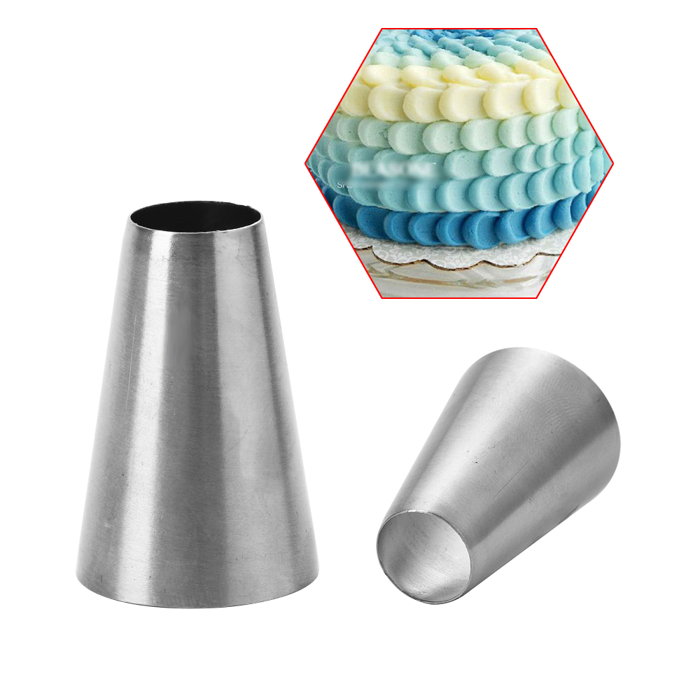 #1A Russian Icing Piping Nozzle Pastry Tips Baking Mold Cake Decor Kitchen-Use//