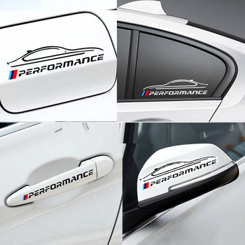 Car body sticker for bmw E30 E34 E36 E39 E46 E53 E60 E70 E71 E85 E87 E90 E91 E92 E83 F10 F20 F21 F30 image