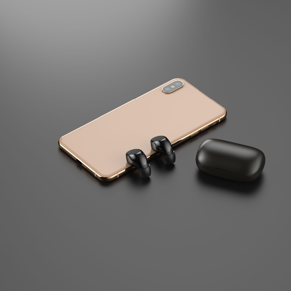 Mini Sport Wireless Earphone True TWS Earbuds Wireless Bluetooth 5.0 Headphones Headset For Android IOS Phone With Charging Box