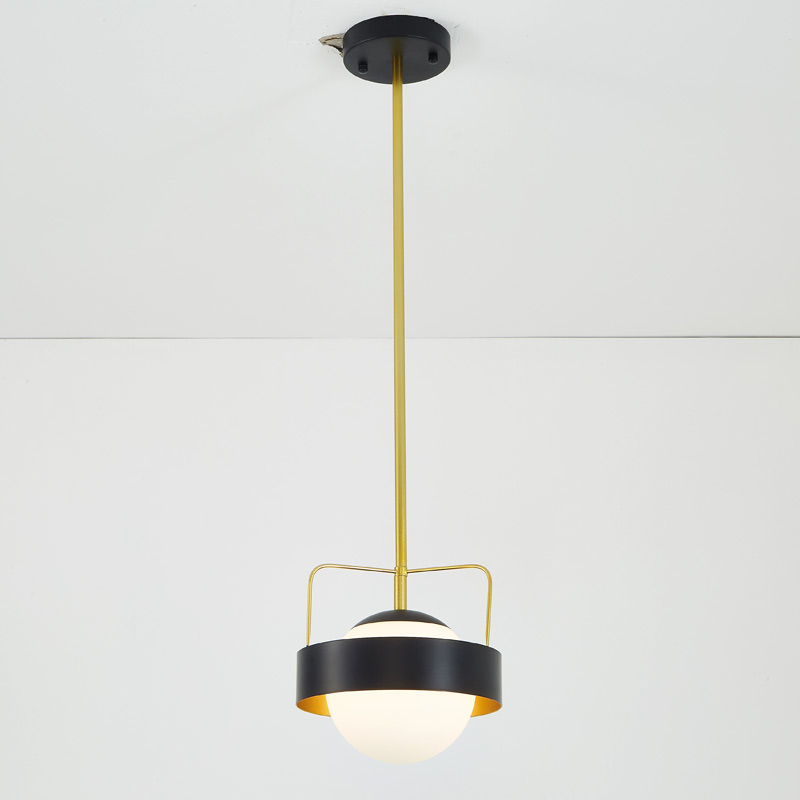 Modern Deisgn Black Pendant Light Dinning Room Kitchen Living Room Glass Lamp Iron Decor Home Lighting G9 110-220V modern tiffany glass led pendant lights lamp fixtures e27 220v for decor dinning room kitchen bar restaurant home lighting