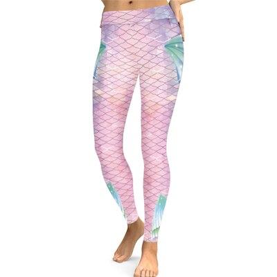 Bbw pink leggings