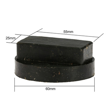 Black Easy Install Safety Car Rubber Jacking Point Jack Pads Tool Adapter for BMW Mini R53/55 AF image