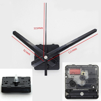 r-sweep-mechanism-plastic-quartz-clock-movement-silent-movement-with-black-long-hands-diy-clock-accessory-kits