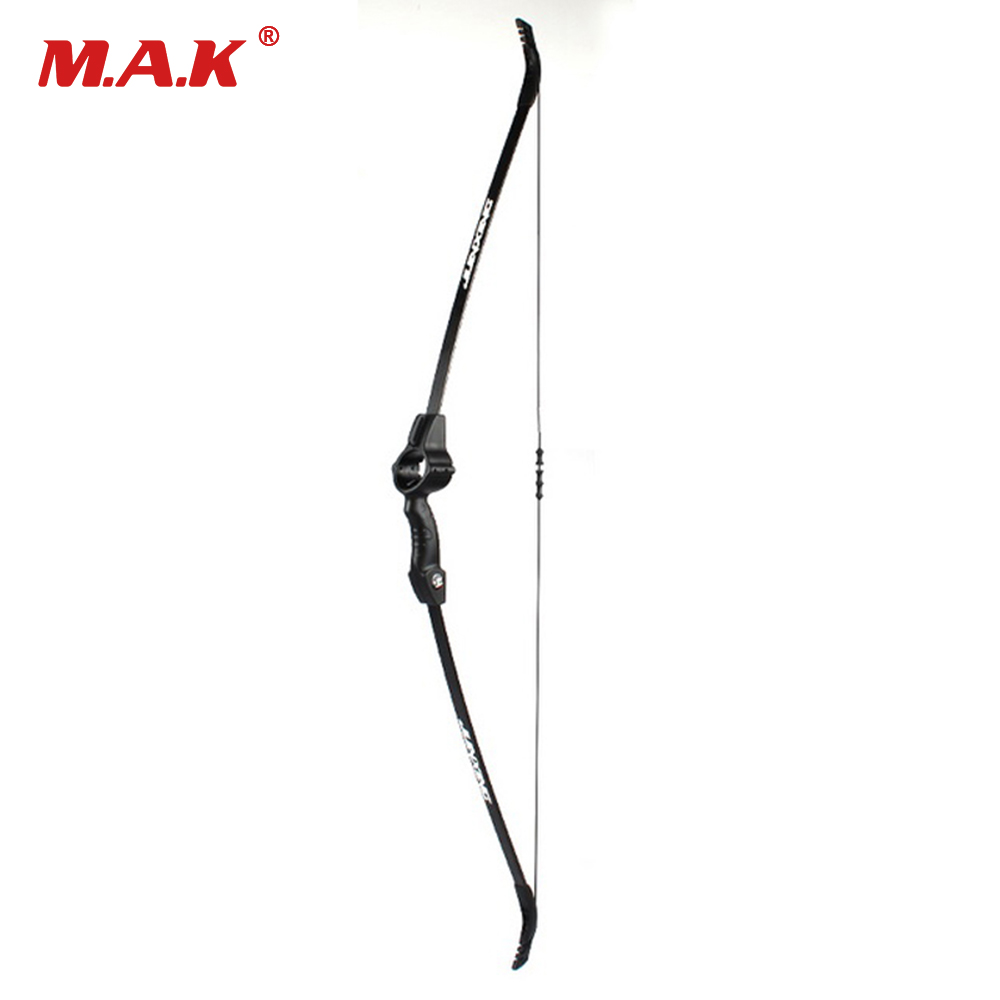 15 Lbs Recurve Bow for Children Right and Left Handed Training Toy Games Archery Hunting Shooting Practice recurve bow draw weight 15 lbs bow for children archery training toy games for practice