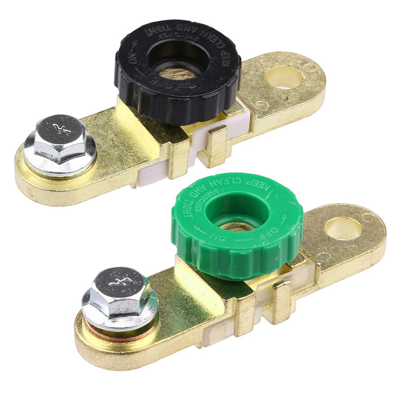 Carprie Switches Brass Side Mount Car Auto Side Post