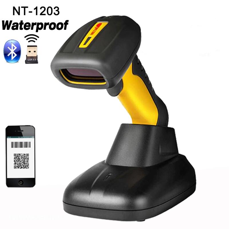 Nuevo dispositivo portátil de mano Bluetooth inalámbrico Escáner - Electrónica de oficina