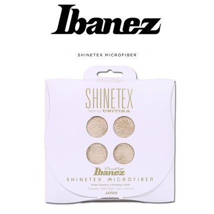 Ibanez x UNITIKA SHINETEX Prestige Guitar Cloth