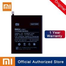 Xiao Mi 100% Original BM34 Battery For Xiaomi Mi Note Pro 4GB RAM 3010mAh Real Capacity Rechargeable Phone Batteria Akku