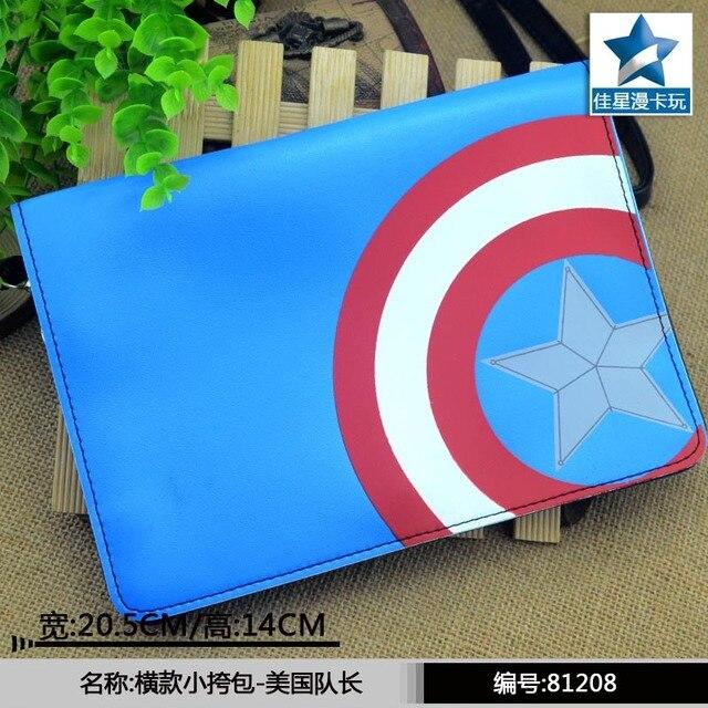 сумка через плечо Капитан Америка эмблема