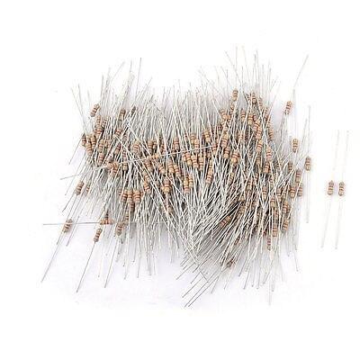 500 x Resistors 820 ohm OHM 1/4W 250V 5% Carbon Film